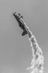 Showman (4myrrh1) Tags: canon airplane virginia airport aircraft aviation smoke airplanes airshow lynchburg va aerobatic 2016 ef100400l kevincoleman 7dii