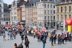 manif_26_05_lille_083 (Rmi-Ange) Tags: fsu social lille fo unef retrait cnt manifestation grve cgt solidaires syndicats lutteouvrire 26mai syndicattudiant loitravail