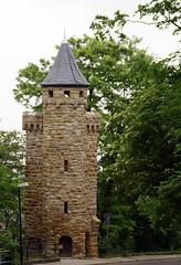 Oppenheim, Dalbergerstrae, Ruprechtsturm (Ruprecht's tower) (HEN-Magonza) Tags: germany deutschland vineyard weinberg rheinlandpfalz oppenheim rhinelandpalatinate ruprechtsturm dalbergherstrase ruprechtstower