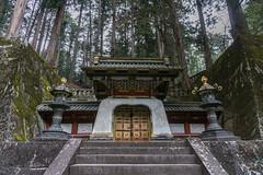 Kokamon gate, Taiyuinbyo shrine (marina1305) Tags: japan sony mausoleum april nikko tochigi 2016 iemitsu a6000 epz1650mmf3556oss ilce6000