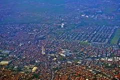 Sekitar Buahbatu (BxHxTxCx) Tags: city aerialview bandung kota fotoudara