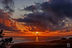 California-Central-Coast (randyandy101) Tags: california blue sunset sea sky orange sun seascape storm reflection tree beach clouds sunrise coast seaside sand surf glare shoreline bigsur bluesky cliffs shore redrocks coastline cambria parkhill shimmering seafoam californiacentralcoast shamelpark bigsurhighway cambriapinesbythesea santarosacreekestuary