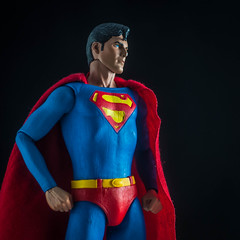 Superman (misterperturbed) Tags: superman dccomics christopherreeve justiceleagueofamerica neca jla supermanthemovie