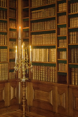 light in the palace library (maryannenelson) Tags: light summer netherlands library room indoor palace bookshelf paleishetloo