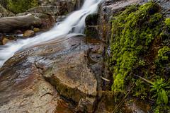 Gibraltar Falls 1 (Ausguy81) Tags: motion blur waterfall moss slippery