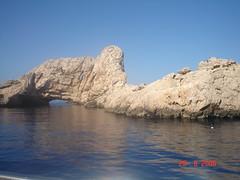 Ibiza (beatrizsb96) Tags: cliff ibiza turismo relieve marmediterrneo acantilados erosin baliza orografa hidrologa geografafsica