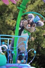 Hippity-Hoppity Springtime (sidonald) Tags: tokyo disney parade thumper tokyodisneyland tdl  tdr tokyodisneyresort     hippityhoppityspringtime disneyseaster2016