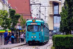Duewag O #903 (ukasz Janowicz) Tags: duewago 903 pozna mpkpozna marcinkowskiego tramwaj tram strassenbahn zweirichtung linia28 linie28