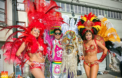 Carnaval-Dancers-5 (Nualchemist) Tags: 2016sanfranciscocarnavalparade festival event cultural multicultural latinculture performance dance parade mission carnaval colorful energy sanfrancisco annual annualevent street people explosive music rhythm men women children sexy feathers youngandold crowd documentation eventimage eventphotos song latin wild loud lively california missionstreet stphotographia purple blackandwhite ethnic gold aztecadancers nativeamericans smile joyful carnavalsf2016 carnavalsf