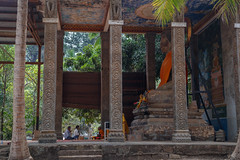 Angkor Thom (silkylemur) Tags: canon lens temple ruins asia cambodia southeastasia vietnam fullframe siemreap angkor canoneos angkorthom zoomlens llens 24105mm canonef canonef24105mmf4l canonef24105mmf4lisusm  eflens canonef24105mmf4lisusmlens efmount canoneos6d krongsiemreap