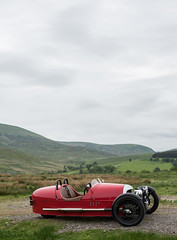 Glen Esk M3W-14505 (Cal Fraser) Tags: car scotland unitedkingdom gb morgan 3wheeler threewheeler glenesk m3w