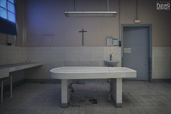 [Dead and gone] (Sinouh) Tags: urban hospital dark table dead death post decay mort hopital morgue d800 autopsy urbex urbaine mortuary mortem mortuaire autopsie explration sinouh sinouhe