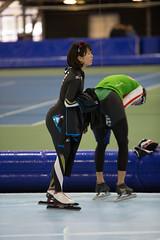 A37W0294 (rieshug 1) Tags: ladies sport skating worldcup groningen isu dames schaatsen speedskating kardinge 1000m eisschnelllauf juniorworldcup knsb sportcentrumkardinge worldcupjunioren kardingeicestadium sportstadiumkardinge