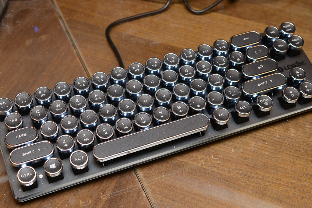 雷斯特打字機鍵盤