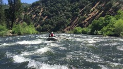 South Fork of the  American River (blmcalifornia) Tags: nature river water recreation rafting whitewaterrafting kayaking americanriver california getoutdoors americasgreatoutdoors getoutside travel roadtrip visit whitewater rapids boat boating history mountains beauty scenic