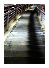 Ourense (Raul G. Coto) Tags: night stairs noche escaleras ourense