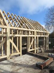 Sandwich (Dubris) Tags: england building architecture town kent construction sandwich fachwerk timberframe