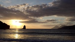 Tramonto eoliano (Andrea Rapisarda) Tags: timelapse video sicily italy italia sicilia vulcano eolie aeoliansunset seascape paesaggio iphone apple