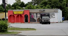 Naughty Girls Lingerie (micro.burst) Tags: atlanta urban sex shop georgia storefronts pentaxk3 camerautility5