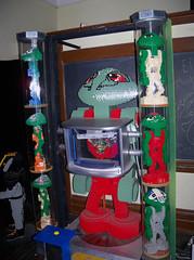 OH Bellaire - Toy & Plastic Brick Museum 112 (scottamus) Tags: ohio sculpture statue lego display exhibit bellaire belmontcounty toyplasticbrickmuseum