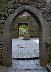 Corcomroe Abbey X (N. S. Gittings) Tags: ireland countyclare corcomroeabbey tamron18270mm nikond7000