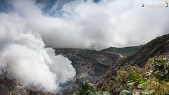 Craterlook (dieLeuchtturms) Tags: america costarica amerika vulcano alajuela vulkan krater 16x9 poas mittelamerika vulkanismus stratovulkan schichtvulkan