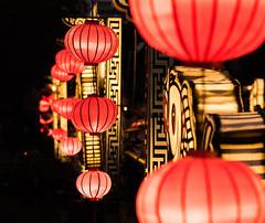 Hoi An Bridge (languitar) Tags: lights night hoian bridge colors red vietnam lampion light chineselantern hộian socialistrepublicofvietnam việtnam paperlantern tphộian quảngnam vn