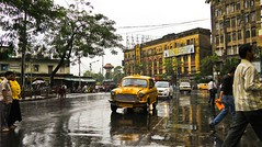 Monsoon 2016: Beyond Samosas and Kachoris, 5 Things to Try This Rainy Season0 (mohanrajdurairaj) Tags: street people india men water rain walking women cityscape taxi officebuilding monsoon crosswalk kolkata obsolete yellew midsection residentialbuilding buildingexterior