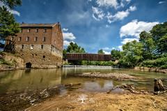 Burfordville Covered Bridge (Dawn Loehr Photography) Tags: bridge coveredbridge burfordville howetruss dawnloehrphotography