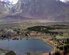 Shangrila snapped from Westward Himalayan Hilltop (meemainseen) Tags: skardu shangrila allah rakhi aaatshee