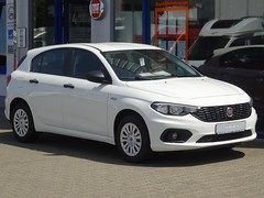 New Fiat Tipo (harry_nl) Tags: germany deutschland fiat viersen tipo 2016