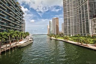 Miami River - Florida