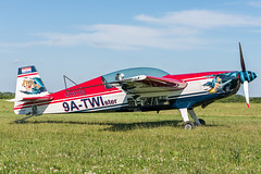 Extra EA-300 (amer.konjhodzic) Tags: flying croatia zagreb twister extra topgun aerobatic aerobatics lucko ea300 ldzl realflying 9atwi
