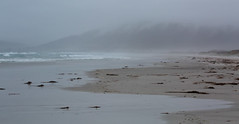 storms (keith midson) Tags: ocean mist storm beach rain weather waves tasmania storms bicheno alwaysbeenastorm