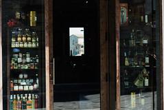 Through the shop at Orvieto (barbabianca2010) Tags: shop italia panasonic vista vetrina umbria orvieto lx100