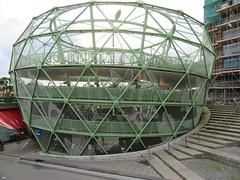 Alphen Aan de Rijn Station Fietsappel (GeRiviera) Tags: netherlands dutch station de nederland rijn aan fietsenstalling stationsplein alphen fietsappel
