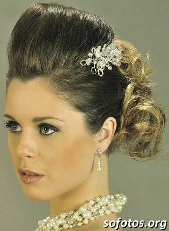 Penteados para noiva 155