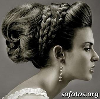 Penteados para noiva 012