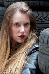 UPC LE Garage Shoot (ThomasDral) Tags: models thenetherlands delft le nl limitededition upc zuidholland mvs garageshoot urbanphotocollective upcle upc0313 upc0313vespa