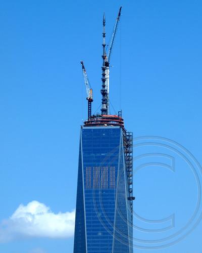 One World Trade Center, Manhattan, New York City
