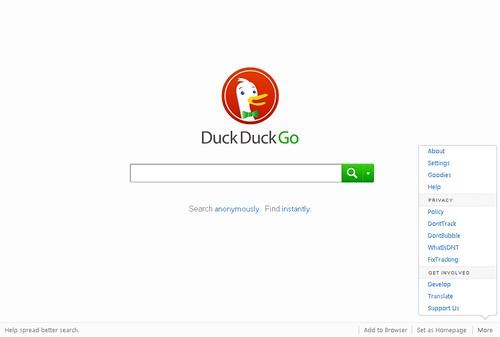 DuckDuckGo by osde8info, on Flickr