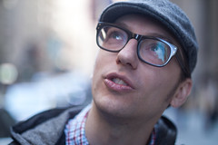Peter on Wall Street (vruba) Tags: wallstreet meetar