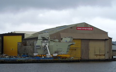Thing (Bricheno) Tags: river riverclyde clyde glasgow shipyard bae scotstoun baesystems bricheno