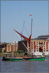 Kitty - Thames Barge (PaulHP) Tags: london thames river sailing kitty barge maldon