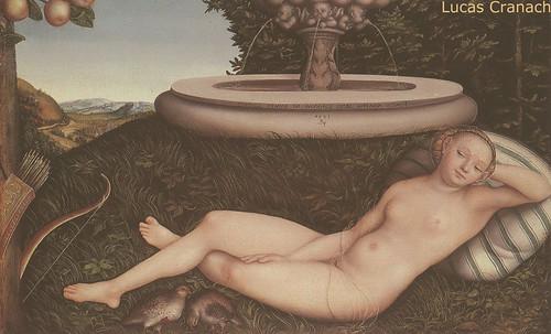 """Genealogía de las Soñantes, versiones de Lucas Cranach el Viejo (1534), Giorgione (1510), Tiziano Vecellio (1524), Nicolas Poussin (1625), Jean Auguste Ingres (1864), Amadeo Modigliani (1919), Pablo Picasso (1920), (1954), (1955), (1961). • <a style=""""font-size:0.8em;"""" href=""""http://www.flickr.com/photos/30735181@N00/8747946866/"""" target=""""_blank"""">View on Flickr</a>"""