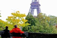 The Eiffel Tower - Travelling Through Europe (Paul D'Ambra - Australia) Tags: travel paris france europe louvre eiffeltower roadtrip eiffel wanderlust duplicate montemarte europeholiday europevacation europetravel dambra pauldambra wanderlusteurope