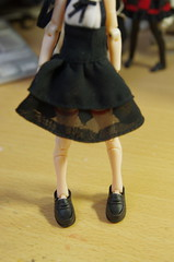 It's good for tall body. (hoge.pics) Tags: toy    jfigure shinki busoushinki   japanesefiguresandmodels hogepics pics