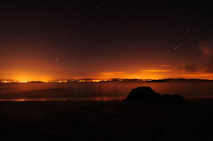 Madrugada (Salvador Moreira) Tags: costa beach night photography coast nikon long exposure playa tokina galicia nocturna fotografia exposicion larga d90 1116 atx116