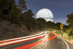 Observing the Stars (NMB.Photography) Tags: california light car night star san jose hamilton trails lick mount observatory astronomy 5d3