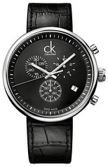 Calvin Klein Substantial Chronograph Leather Mens Watch K2N271C1 (mndjet.com) Tags: leather klein watches watch calvin mens chronograph substantial menswatches k2n271c1 calvinkleinwatches